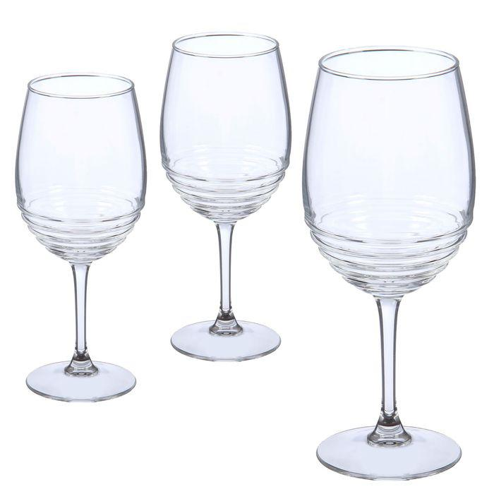 Набор фужеров для вина Luminarc Harena 360 мл. (6 штук)