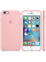 Чехол Apple Silicone Case для iPhone 7, Pink