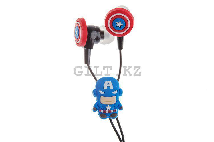 Наушники Капитан Америка