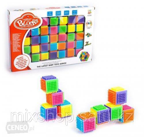 Умные кубики 54 pcs (BLOCKS intelligence)