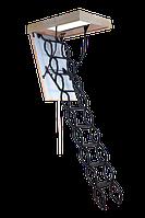 Металлическая лестница Termo Oman (60х120х290 см) Польша