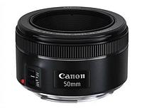 Canon EF 50mm f/1.8 STM объектив фикс, фото 1