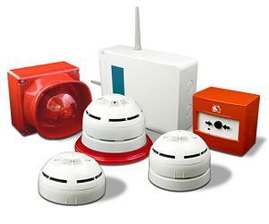 Охранные и пожарные системы