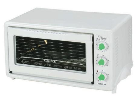 Электрическая мини печь LX 3675