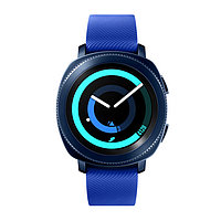 Samsung Gear Sport (black and blue), фото 1