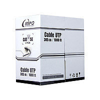 Кабель FTP cat 5e 4*2*0,52 LSZH Ripo