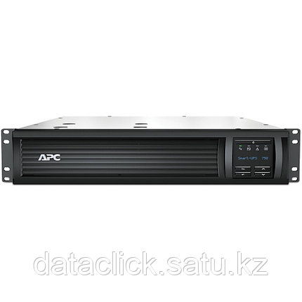 UPS APC/SMT750RMI2UNC/Line interactiv/Smart/with AP9631 card/750 VА/500 W, фото 2