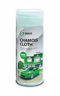 Салфетка CLAMOIS CLOTH в тубе 43*32см GRASS