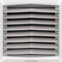 Воздушно отопительный агрегат VOLCANO VR3 (двигатель EC)