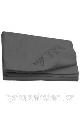 Полотенце из микрофибры TYR Large Dry Off Sport Towel цвет 420 Голубой