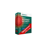 Антивирус Kaspersky Internet Security 2016 Box 2-Desktop Renewal (Продление)