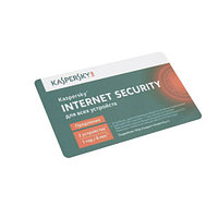 Антивирус Kaspersky Internet Security 2016 Card 2-Desktop Renewal (Продление)