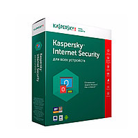 Антивирус Kaspersky Internet Security 2017 Renewal (Продление)