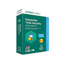 Антивирус Kaspersky Kaspersky Total Security 2017 Box 3-Desktop Base (Первичная лицензия)