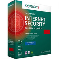 Антивирус Kaspersky Internet Security 2015 Box 3-Desktop Renewal (Продление)