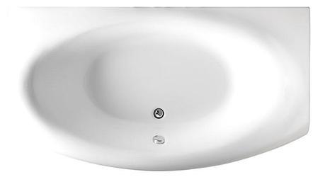 Акриловая ванна Нега (170*94)(Правая) (Полный комплект) Ассиметричная. Угловая, фото 2