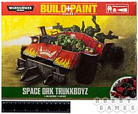 МИНИАТЮРЫ ВАРХАММЕР 40000: SPACE ORK TRUKKBOYZ