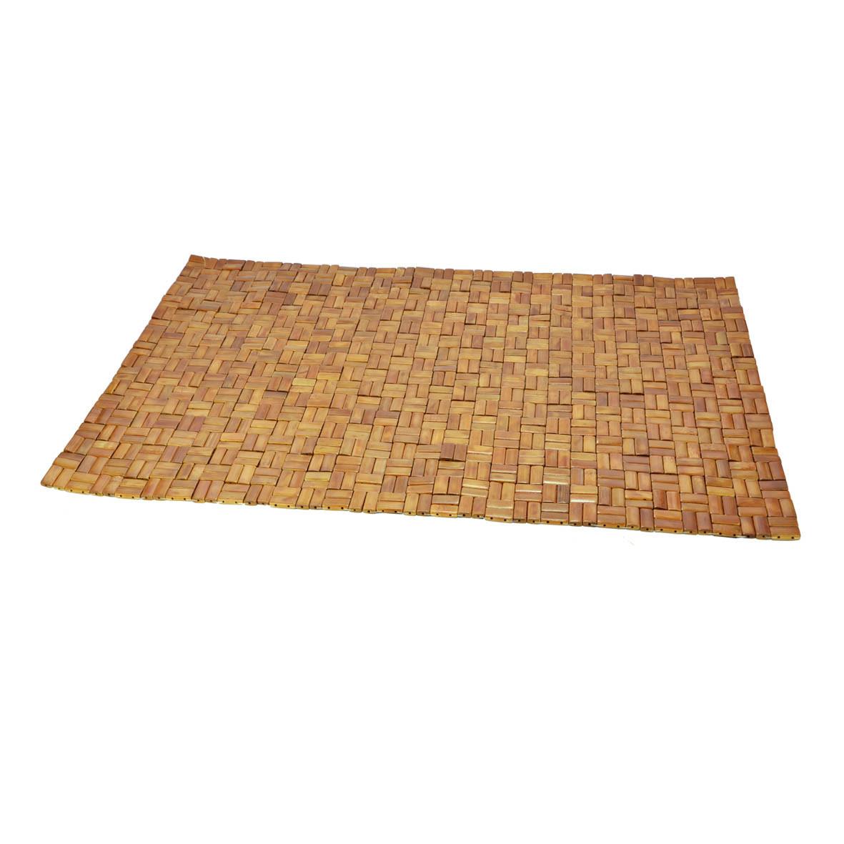 Коврик бамбуковый