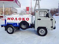 Молоковоз УАЗ-36221 на- 1200л -1500 л