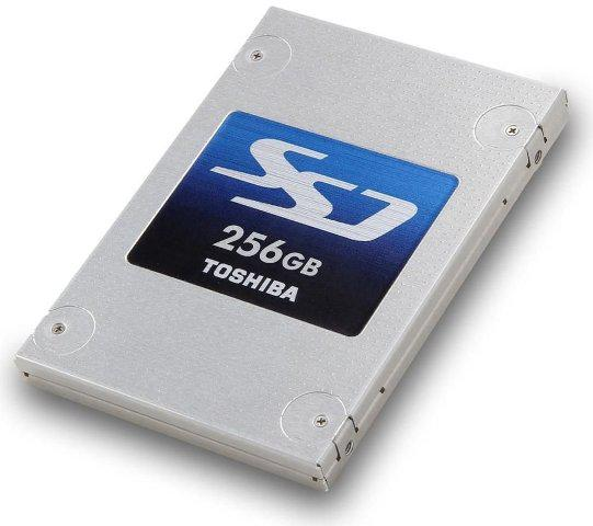 SSD накопитель TOSHIBA THNSNH256GCST 256GB SATA-6.0GBPS 2.5-INCH INTERNAL SOLID STATE DRIVE.