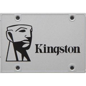 SSD накопитель KINGSTON SUV400S37/480G SSDNOW UV400 480GB SATA-6GBPS 2.5INCH INTERNAL STAND ALONE SOLID STATE DRIVE. NEW.