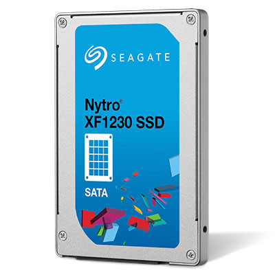 SSD накопитель SEAGATE XF1230-1A0960 NYTRO XF1230 960GB SATA-6GBPS EMLC 2.5INCH 7MM SOLID STATE DRIVE FOR CLOUD SERVER APPLICATIONS.
