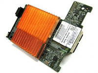 BROCADE - BR1741M-K 10GBE CNA ADAPTER FOR DELL МОЩНОСТЬEDGE M-SERIES BLADE SERVERS (BR1741M-K). (DELL DUAL LABEL)