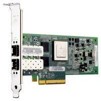 DELL W773M 10GB QLE8152 DUAL PORT PCI-EXPRESS FCOE CONVERGED COPPER HOST BUS ADAPTER WITH STANDARD BRACKET. SYSTEM PULL.