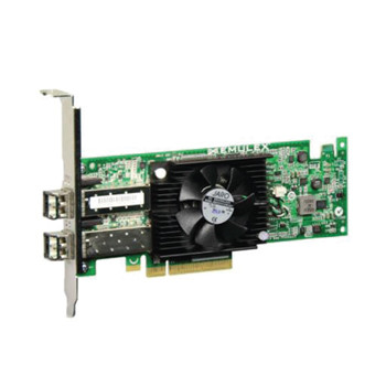 DELL 540-BBIC OCE14102-U1-D EMULEX 10GBBE SFP DUAL PORT LOW PROFILE NETWORK ADAPTER.