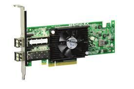 DELL CG7YT OCE14102-U1-D DUAL-PORT PCIE 3.0 10GBE CONVERGED NETWORK ADAPTER FOR МОЩНОСТЬEDGE. (FULL PROFILE)