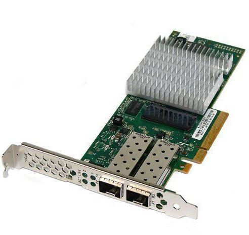 CISCO 74-10867-01 QLOGIC QLE8242-CU DUAL-PORT 10 GBE FCOE CONVERGED NETWORK ADAPTER.