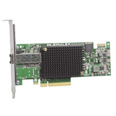 HP C8R38-60001 STOREFABRIC SN1100E 16GB SINGLE PORT PCI-EXPRESS 3.0 FIBRE CHANNEL HOST BUS ADAPTER WITH STANDARD BRACKET.