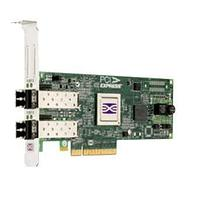 EMULEX LPE12002-M8 LIGHTPULSE 8GB DUAL CHANNEL PCI-EXPRESS 3.3 LOW PROFILE FIBRE CHANNEL HOST BUS ADAPTER WITH STANDARD BRACKET CARD ONLY. NEW OPEN