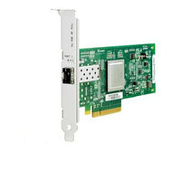 HP C8R38-60002 STOREFABRIC SN1100E 16GB SINGLE PORT PCI-E FIBRE CHANNEL HOST BUS ADAPTER WITH STANDARD BRACKET CARD ONLY.