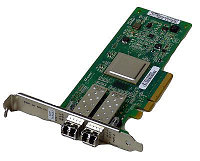 NETAPP X1131A-R6-C 8GBPS DUAL PORT FIBRE CHANNEL ADAPTER.