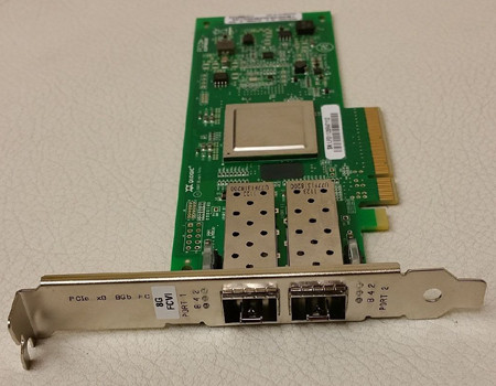 NETAPP X1927A-R6 SANBLADE 8GBPS DUAL PORT PCI-E FIBRE CHANNEL ADAPTER. IN STOCK