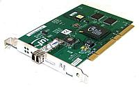 JNI - 2GB 64BIT 66MHZ PCI TO FIBRE CHANNEL HOST BUS ADAPTER WITH MULTI-MODE OPTIC LC CONNECTOR (FCE-6460-N)WITH STANDARD BRACKET.