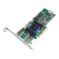 ADAPTEC ASR-6405 4-PORT SAS RAID CONTROLLER,SERIAL ATA/600, 6GB/S SAS,PCI EXPRESS 2.0 X8,PLUG-IN CARD,RAID SUPPORTED,0, 1, 1E, 5, 5EE, 6, 10, JBOD