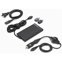Источник питания LENOVO - 90 WATT ULTRA SLIM AC/DC COMBO ADAPTER WITHOUT POWER CABLE (41R4493).