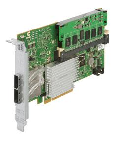 DELL N743J PERC H800 PCI-EXPRESS SAS RAID CONTROLLER WITH 512MB CACHE. SYSTEM PULL. GROUND SHIP ONLY.