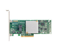 ADAPTEC ASR-8405E 4-PORT 12GB/S SAS, PCI EXPRESS 3.0 X8 CONTROLLER CARD ,RAID SUPPORTED,0, 1, 10 RAID LEVEL, PC, LINUX - 512 MB LEV-RAID 0.1.10. NEW