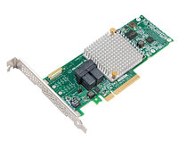 ADAPTEC ASR-8805E SAS CONTROLLER ,12GB/S SAS, PCI EXPRESS 3.0 X8 , PLUG-IN CARD , RAID SUPPORTED, 0, 1, 10 RAID LEVEL, 8 TOTAL SAS PORT(S), PC, LINUX