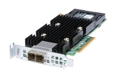DELL K4FPF PERC H830 PCI-EXPRESS 3.0 SAS CONTROLLER WITH 2GB NV CACHE. SYSTEM PULL.