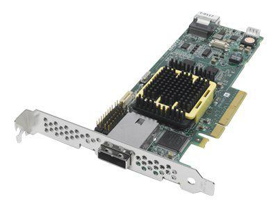 ADAPTEC 2228800-R 5445 8PORT PCI-EXPRESS SATA/SAS RAID CONTROLLER WITH 512MB CACHE.