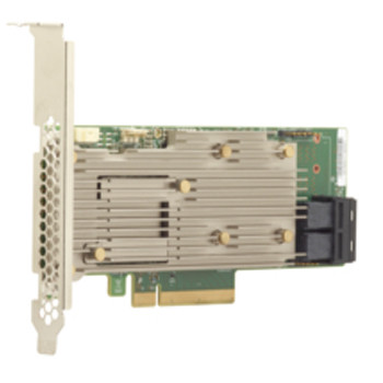 BROADCOM SAS9460-8I 12GB/S SAS/SATA/NVME TRI-MODE PCIE RAID CONTROLLER. NEW FACTORY SEALED.