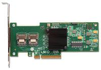 IBM 81Y4449 SERVERAID M1115 SAS/SATA CONTROLLER FOR IBM SYSTEM X WITH NO BRACKET.