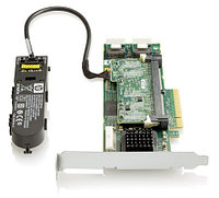 HP 572532-B21 SMART ARRAY P410 PCI-E X8 SAS/SATA RAID CONTROLLER WITH 1GB FBWC. NEW RETAIL FACTORY SEALED.(LONG BRACKET) (GROUND SHIP ONLY)HP
