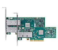 DELL 540-BBOZ CONNECTX-3 PRO DUAL PORT 40 GBE QSFP+ PCIE ADAPTER WITH STANDARD BRACKET. NEW FACTORY SEALED.
