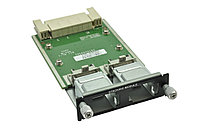 DELL JC406 10GB DUAL PORT STACKING MODULE.