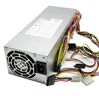 Источник питания SUPERMICRO PWS-401-2H 400 WATT 2U RACKMOUNT POWER SUPPLY FOR SERVER.
